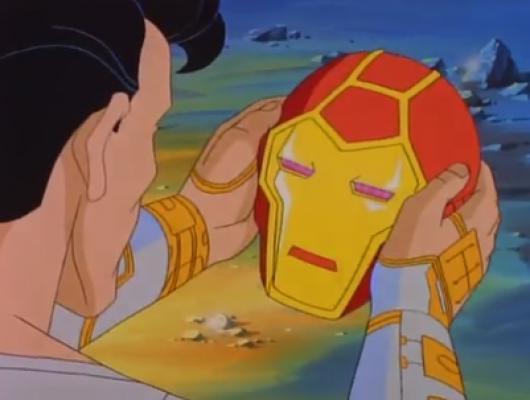 L'origine d'Iron Man - 1ère partie