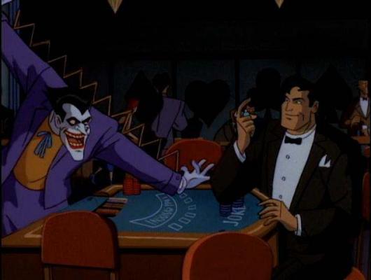 Le Joker Fou