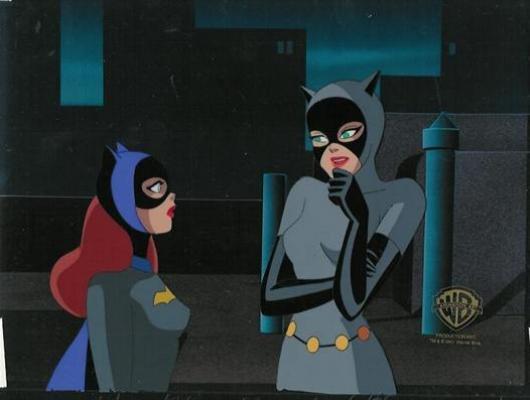 Le Retour de Batgirl