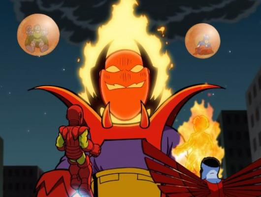 Dormammu le terrible !