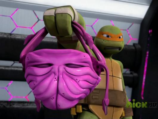 L'apparition des tortues (2/2)
