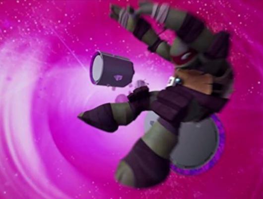 Voyage dans la Dimension X