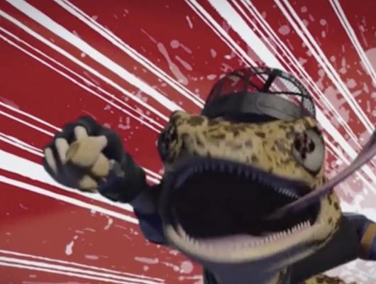 Mon nom est Mondo Gecko