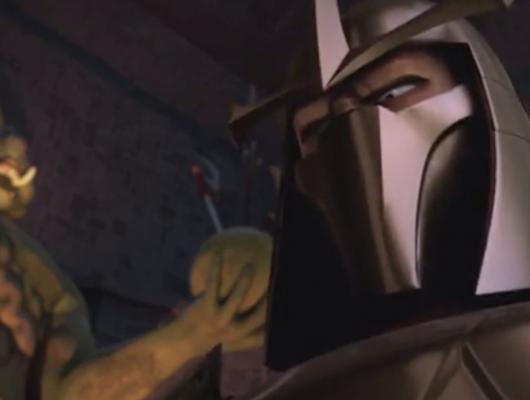 L'Attaque du Méga-Shredder