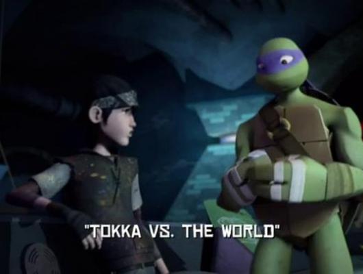 Tokka contre le reste du monde