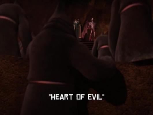 Le coeur du Démon