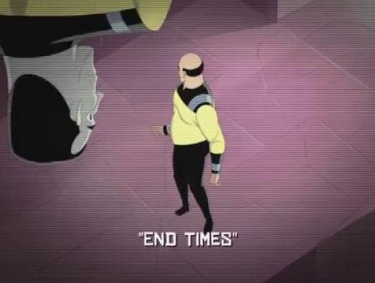 La fin des temps