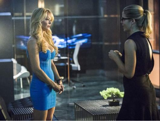 Le passé secret de Felicity Smoak