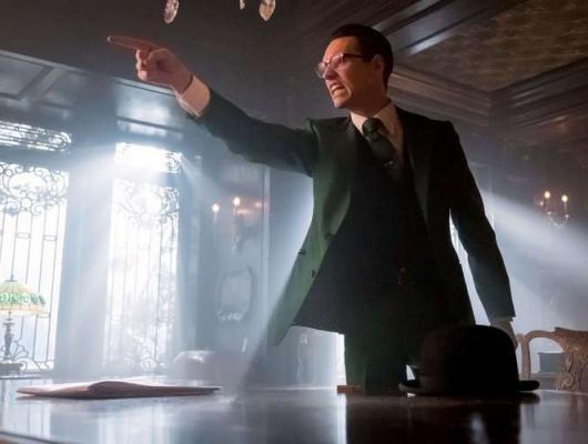 Heroes Rise: How the Riddler Got His Name