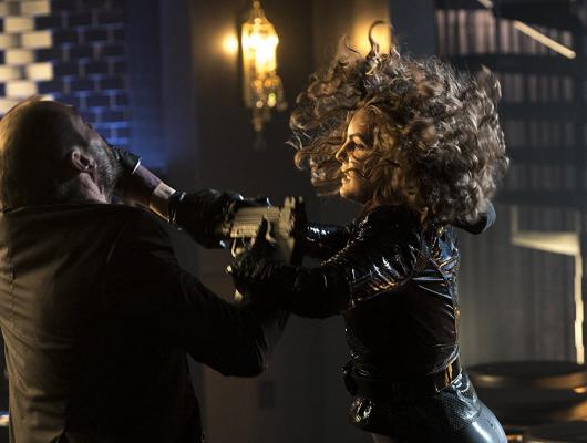 A Dark Knight: Queen Takes Knight