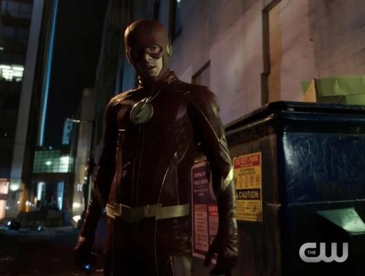The Once and Future Flash