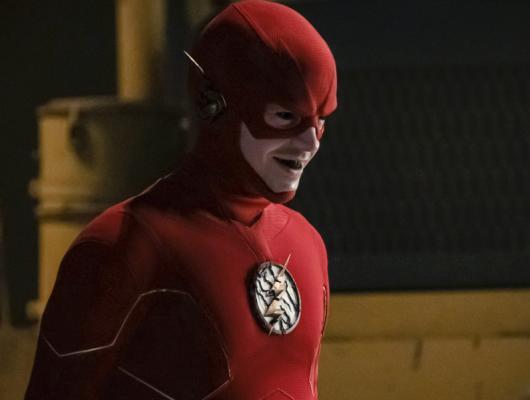The Last Temptation of Barry Allen : Part One