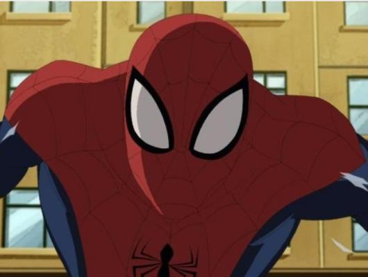 Spider-Man à Boston