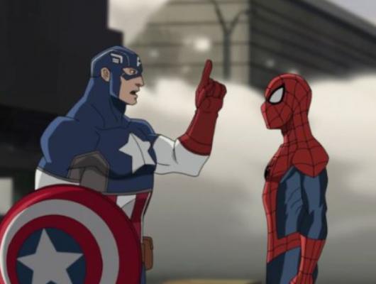 Spider-Man l'Avenger, Part 1