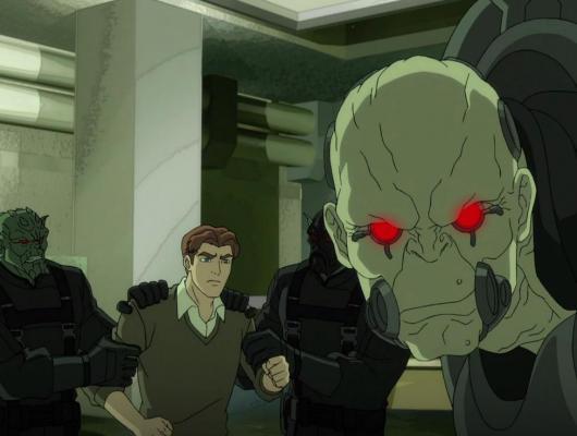 Hydra passe à l'attaque, 2ème partie