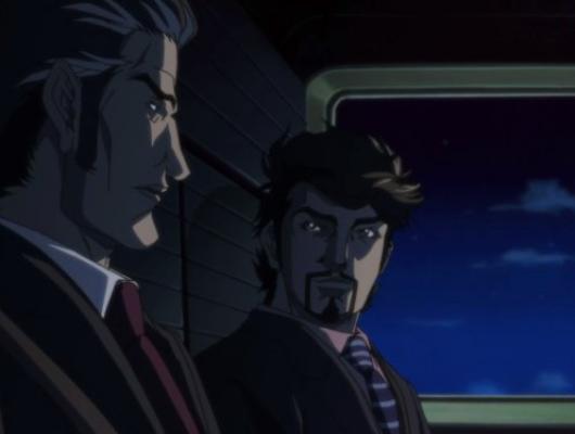 Japon, Iron Man entre en scène