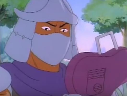 Le retour de Shredder