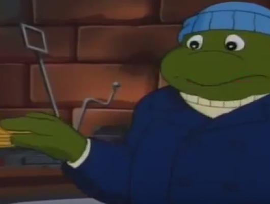 Leonardo, la tortue renaissance