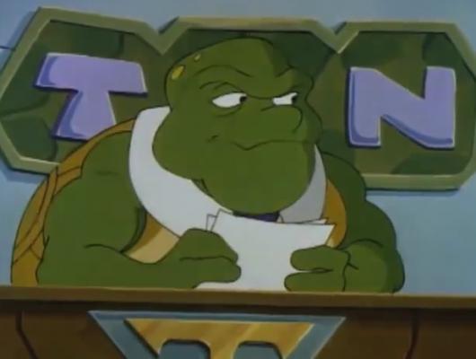 Donatello recycle