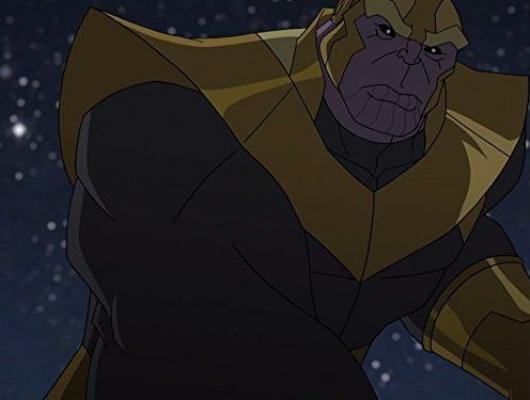 Le pouvoir de Thanos