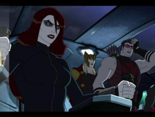 La face cachée des Avengers