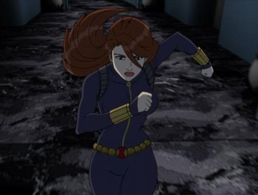 La mission de Black Widow