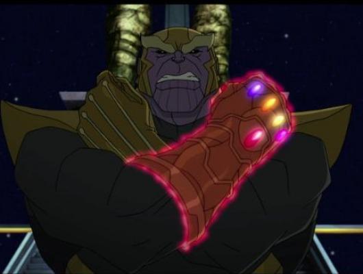 Le triomphe de Thanos