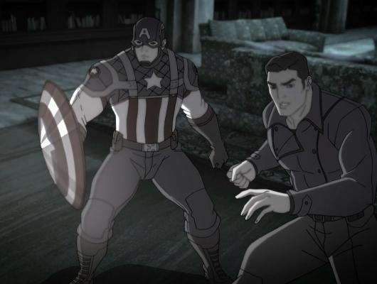 Il faut sauver Captain Rogers
