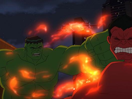 World War Hulk