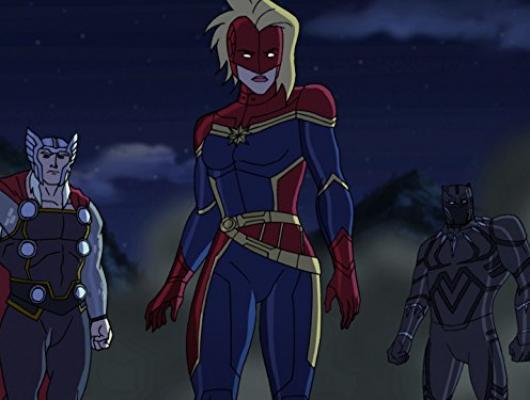 Civil War : Les puissants Avengers