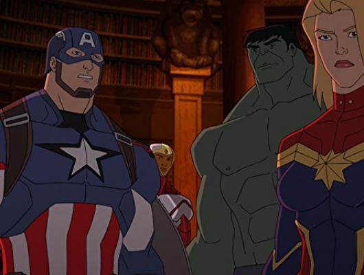 Civil War : La révolution des Avengers