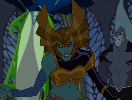 Atlantis attaque !