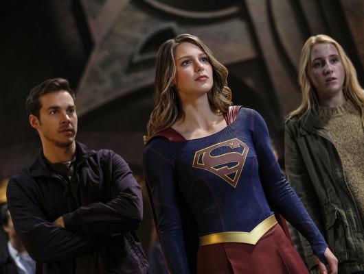 Supergirl Lives