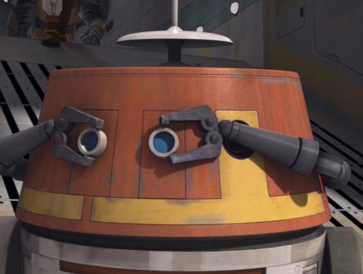 Mon ami le droïde