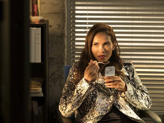 Mr. and Mrs. Mazikeen Smith