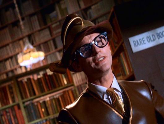 Le Rat de Bibliothèque