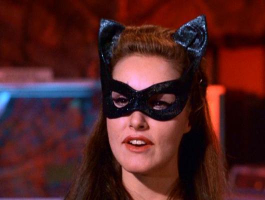 Catwoman fait patte de velour