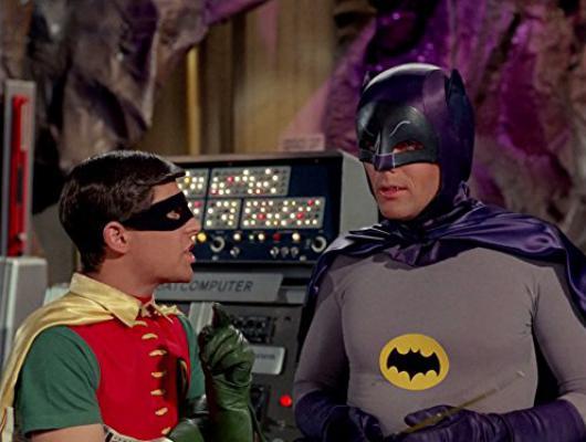 L'anniversaire de Batman