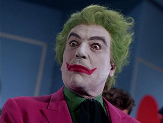 Le Joker se lance dans la peinture