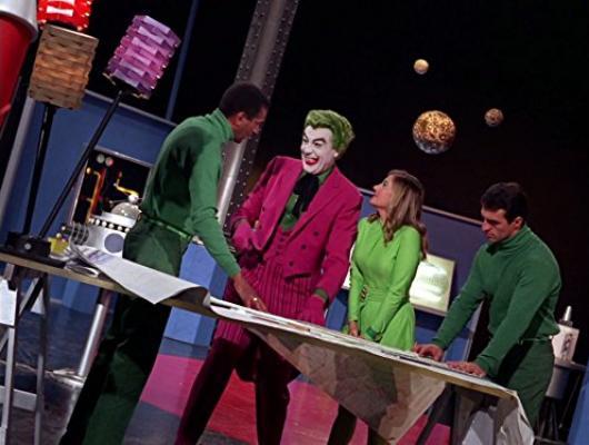 La Soucoupe du Joker