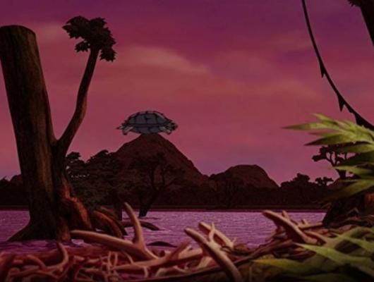 L'île des monstres