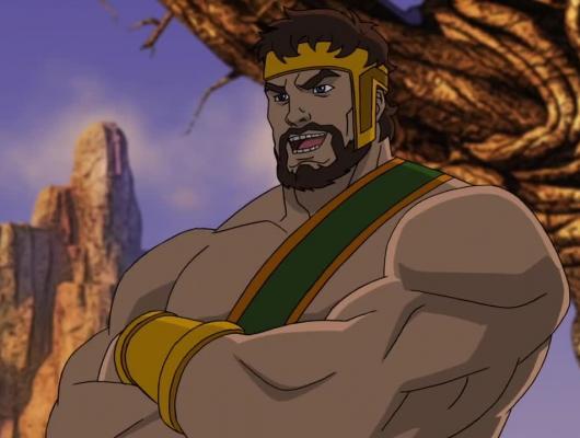 Quand les Hulk rencontrent Hercule