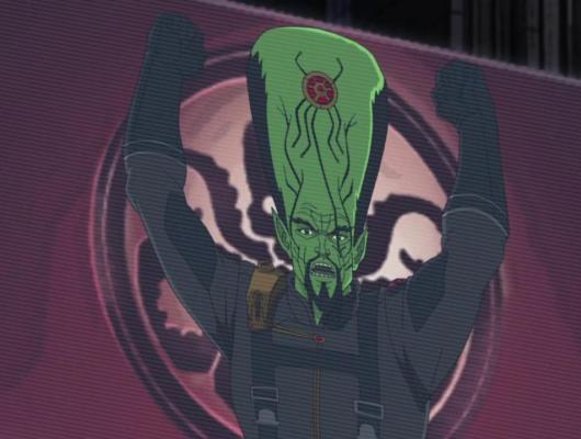 Hulk et la ceinture à voyager dans le temps : Les années Hydra