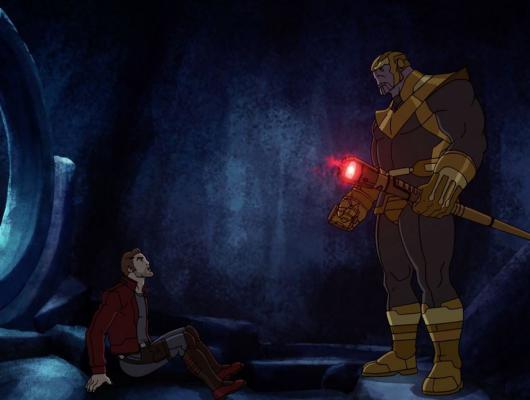 La guerre contre Asgard, partie 2: Le sauvetage