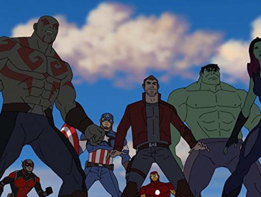 Gardiens contre Avengers
