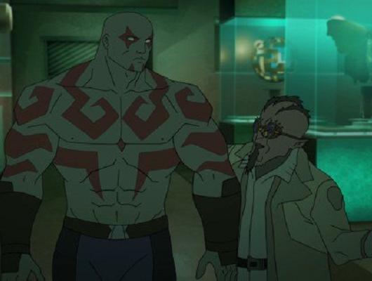 La quête de Drax