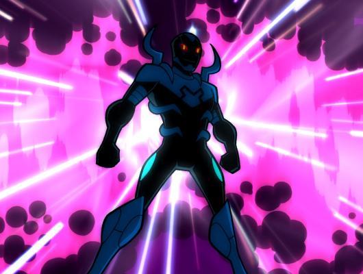 La naissance de Blue Beetle !