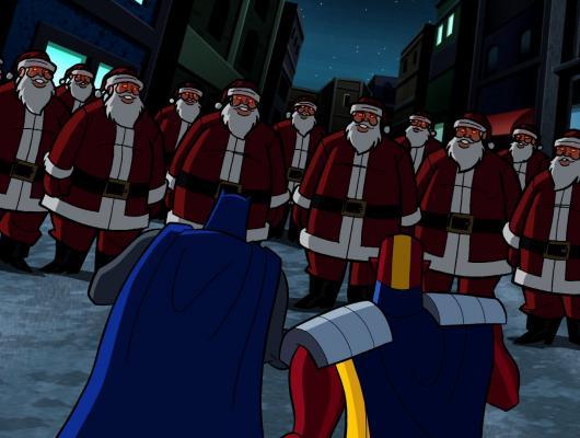 Invasion of the Secret Santas !