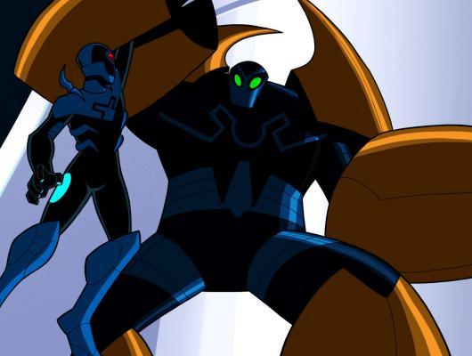 La chute de Blue beetle