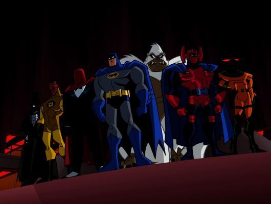 Deep Cover for Batman !